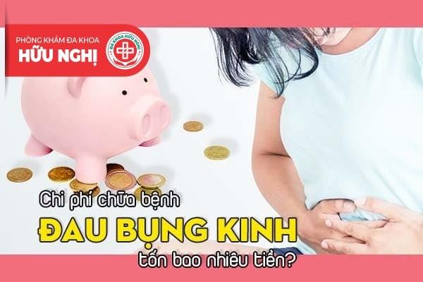 Chi phí chữa bệnh đau bụng kinh ở Đà Nẵng tốn bao nhiêu tiền?
