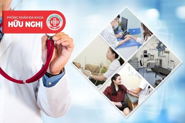 Đa khoa Hữu Nghị - Địa chỉ chữa viêm buồng trứng hiệu quả, chi phí hợp lý tại Đà Nẵng