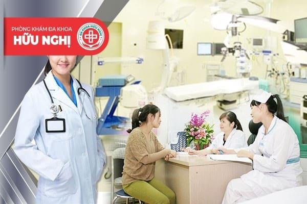 Phòng khám Hữu Nghị - Địa chỉ chữa viêm vùng chậu uy tín tại Đà Nẵng