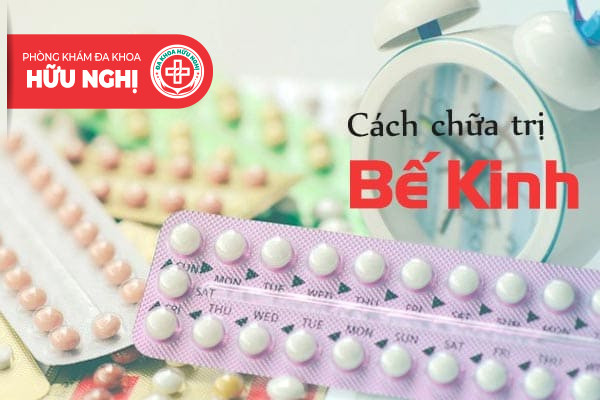 Biện pháp tối ưu chữa trị bế kinh ở nữ giới hiện nay