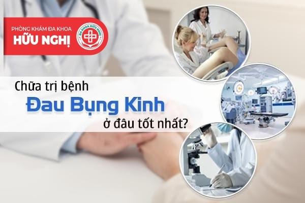 Khám chữa bệnh đau bụng kinh ở đâu tốt nhất tại Quảng Ngãi?