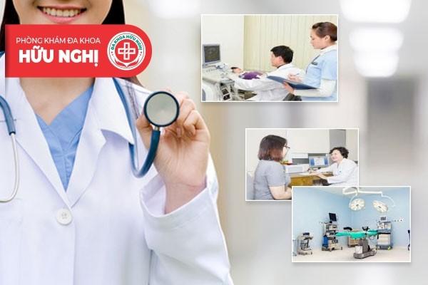 Phòng khám Hữu Nghị – Nơi chữa trị bệnh kinh nguyệt không đều Đà Nẵng tốt nhất