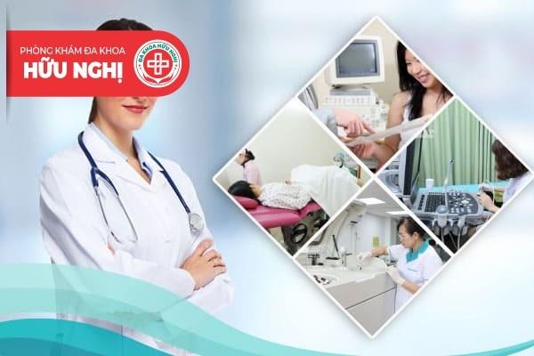 Chữa trị bệnh nang naboth cổ tử cung tốt nhất ở Quảng Nam