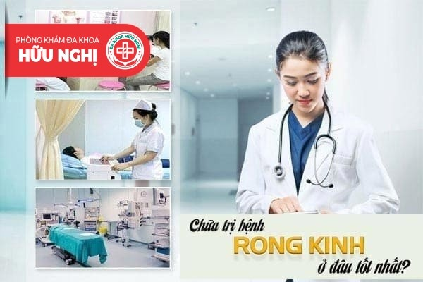 Địa chỉ nào khám chữa trị bệnh rong kinh tại Quảng Ngãi tốt nhất?