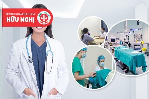 Chữa trị bệnh sa tử cung tốt nhất ở Quảng Nam