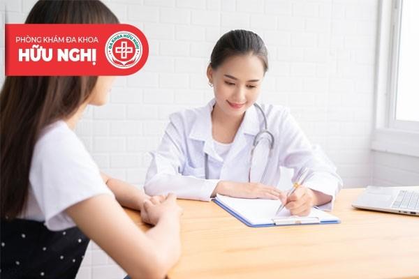 Tùy vào từng tình trạng bệnh sẽ có cách điều trị u xơ tử cung phù hợp