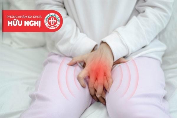 Viêm vùng kín gây ra nhiều ảnh hưởng đến sức khỏe và khả năng sinh sản của chị em