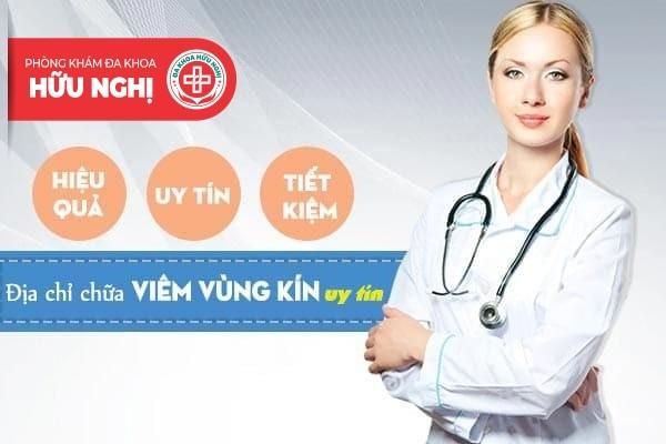Đâu là địa chỉ chữa viêm vùng kín tốt nhất ở Quảng Ngãi?