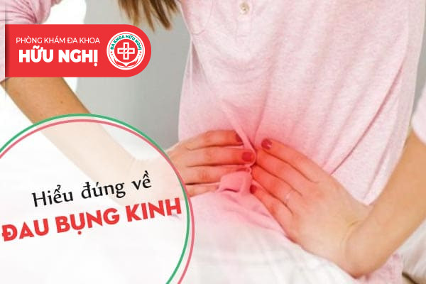 Hiểu đúng về cơn đau bụng kinh khi đến chu kỳ kinh nguyệt