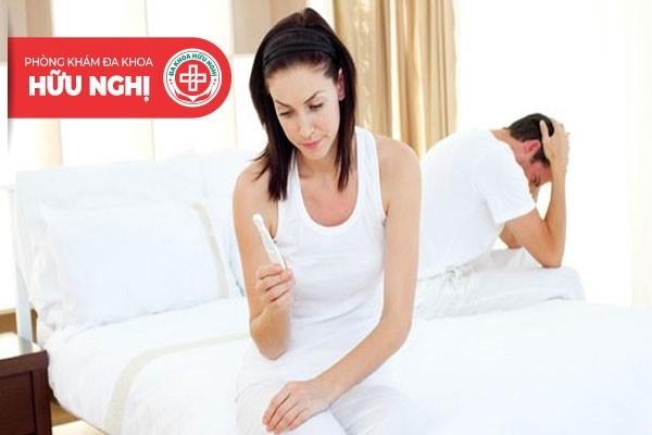 Viêm buồng trứng là nguyên nhân dẫn đến tình trạng vô sinh ở nữ giới