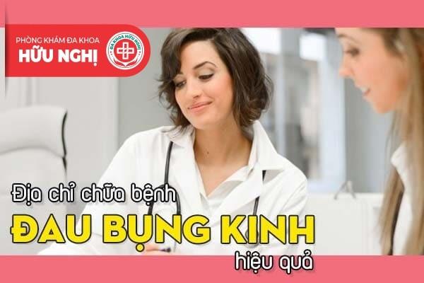 Địa chỉ chữa bệnh đau bụng kinh hiệu quả ở Đà Nẵng