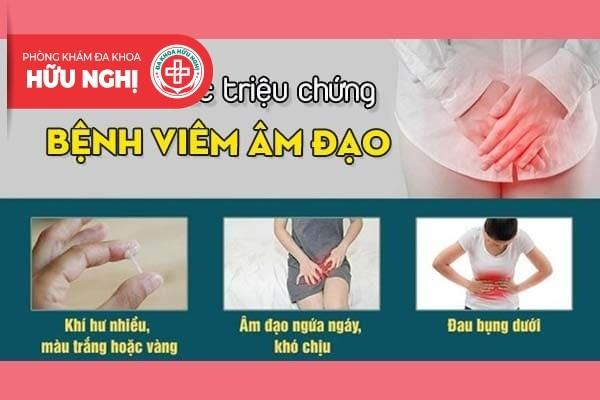 Thông tin cần biết về bệnh viêm âm đạo ở phái nữ