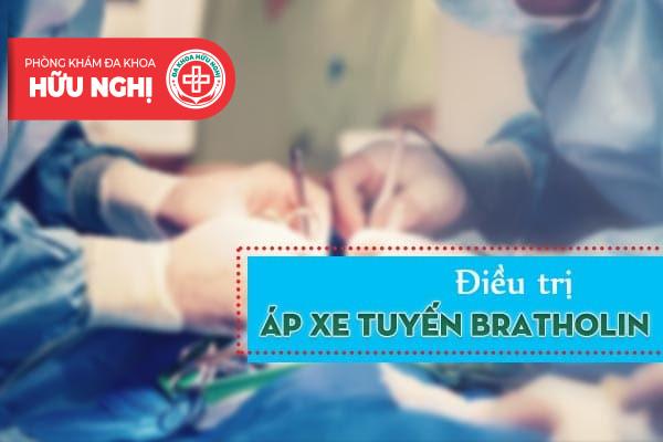Điều trị áp xe tuyến Bartholin hiệu quả tại thành phố Đà Nẵng