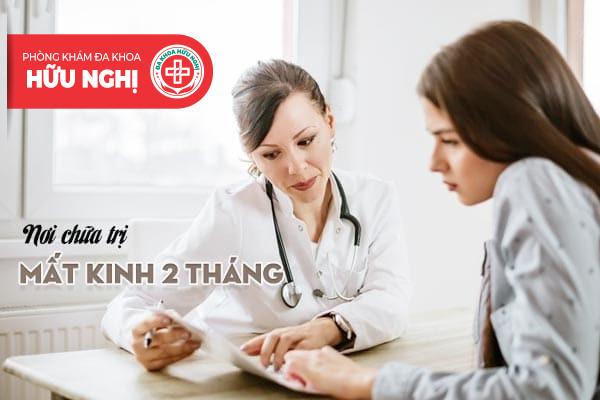 Nơi chữa trị tình trạng mất kinh hiệu quả tại Đà Nẵng uy tín