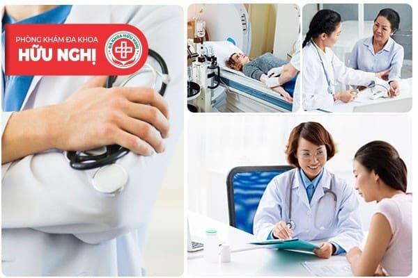 Điều trị khí hư ra nhiều bất thường hiệu quả tại phòng khám đa khoa Hữu Nghị