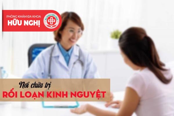 Nơi nào nhận chữa trị rối loạn kinh nguyệt hàng đầu tại Đà Nẵng?