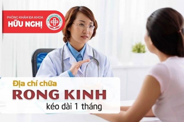 Địa chỉ chữa trị rong kinh tại Đà Nẵng uy tín nhất