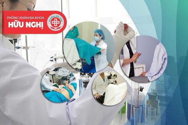 Phòng khám Hữu Nghị - Địa chỉ điều trị suy giảm chức năng buồng trứng hiệu quả