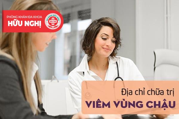 Địa chỉ nào hỗ trợ chữa trị viêm vùng chậu uy tín tại Đà Nẵng?