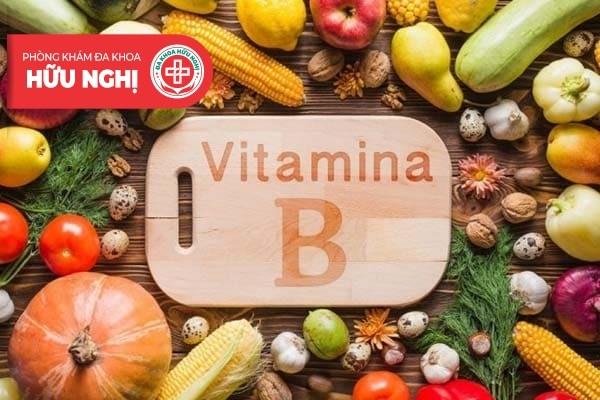Các nhóm vitamin và vi chất cần thiết cho cơ thể
