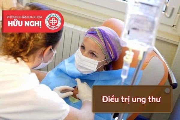 Điều trị ung thư: