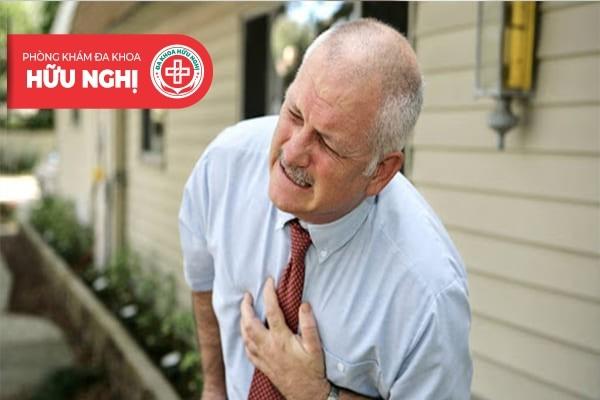Nhịp tim ở người già không ổn định có thể gây đột quỵ nguy hiểm
