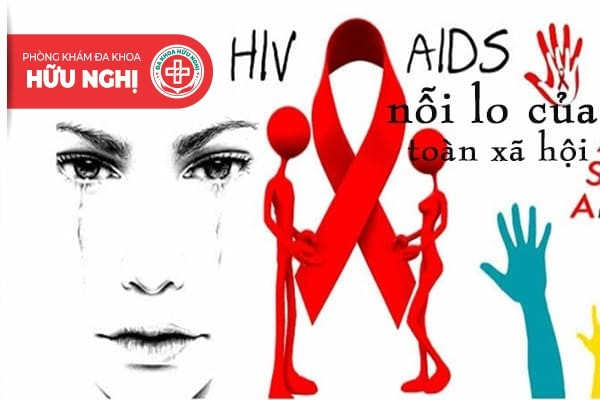HIV là căn bệnh nguy hiểm đối với toàn nhân loại