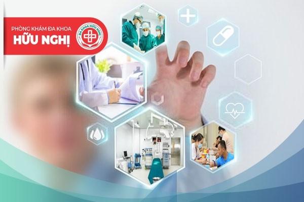 Phòng khám đa khoa Hữu Nghị Đà Nẵng – Địa chỉ khám chữa bệnh uy tín, chất lượng