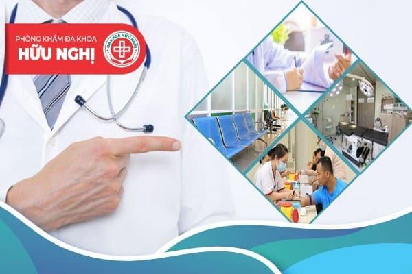 Phòng khám đa khoa Hữu Nghị Đà Nẵng - Địa chỉ khám chữa bệnh uy tín