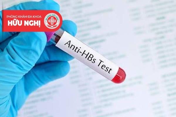 Xét nghiệm ANTI HBS là gì?