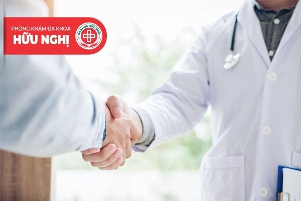 Phòng khám đa khoa Hữu Nghị Đà Nẵng được nhiều người bệnh phản hồi tốt